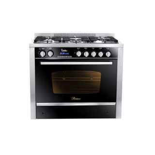 PREMIUM ICOOK PRO PLUS 5 BURNERS 60*90 WITHOUT GRILL PRM6090SS-2GC-511-IDSP
