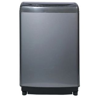 White Point Free Standing Top Load Automatic Washing Machine, 10 Programs, 16 KG, Grey-WPTL 16 DFGBMA