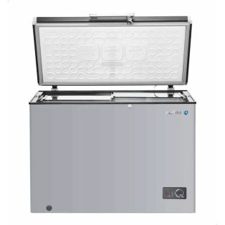 WHITE WHALE DEEP FREEZER 250 LITER DEFROST SILVER WCF-300 WGS