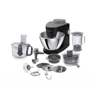 Kenwood KHH326BK Multione Kitchen Stand Mixer 1000 W - Black, Plastic