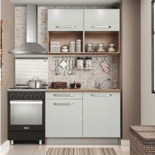 Wooden Kitchen Kit 01