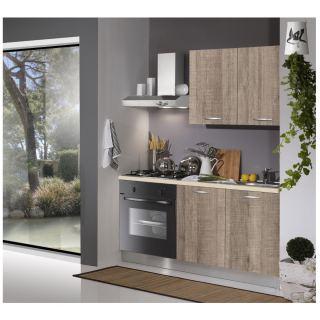 Wooden Kitchen Kit 03
