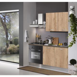 Wooden Kitchen Kit 04