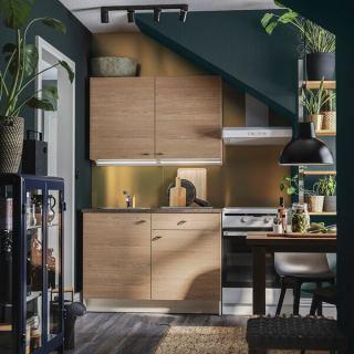 Wooden Kitchen Kit 06