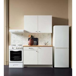 Wooden Kitchen Kit 07