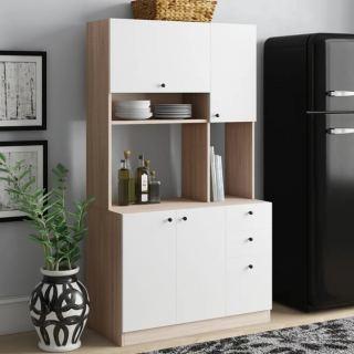 Domani Kitchen White - kit 15