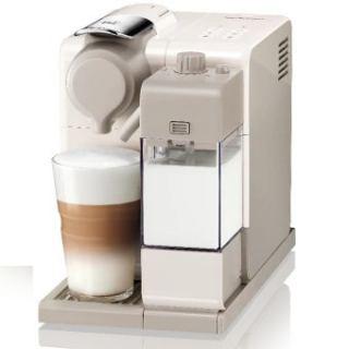 Nespresso -  Espresso & Coffee Maker Lattissima Touch ( black - silver )
