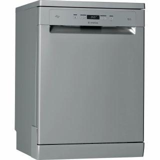 Ariston Dishwasher, 9 programs, 3 shelves, stainless steel, LFO 3O23 WLTX