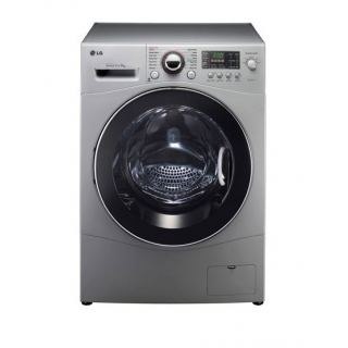 LG Dryer 10.2kg With Condenser Silver: RC9066C3F