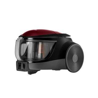 LG Vacuum Cleaner 2000 Watt 1.3 Liter Bagless Pearl Sparkle Red VC5420NNTR