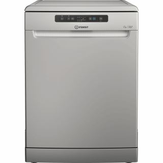 Indesit DFC 2B+16ACX Dishwasher 13 placements digital - Silver
