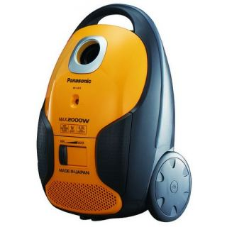 Panasonic MC-CJ913 Canister Vacuum Cleaner Yellow