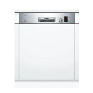 BOSCH Built in SEMI-INTEGRATED DISHWASHER 12 PERSONS 60 CM WHITE SMI50D05TR