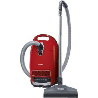 Miele Complete C3 PowerLine Vacuum Cleaner, 2000 Watt, Red - SGDA3