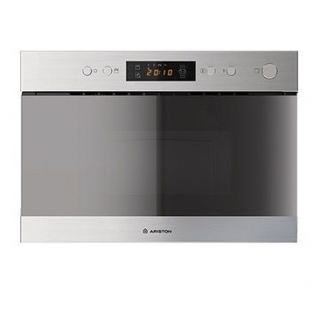 Ariston built in microwave & grill 22 litre MN313