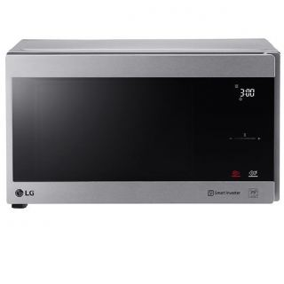 LG Solo Microwave, 42 Liter, Silver - MS4295CIS