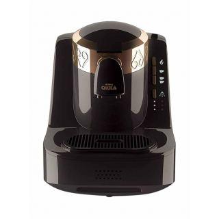 Okka Automatic Turkish Coffee Machine Golden 950 ML - OK001G