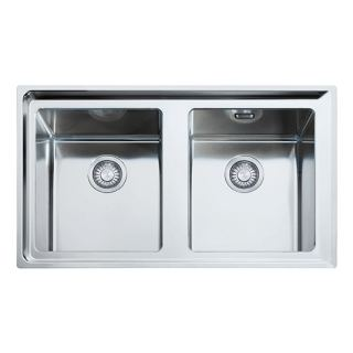 Franke - NPX 620 - Stainless Steel Sinks