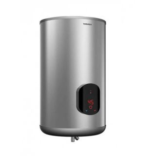 TORNADO Electric Water Heater 65 Litre In Silver Color With Digital Screen EWH-S65CSE-S