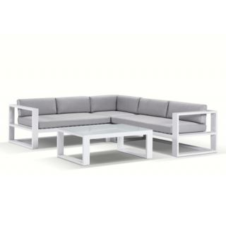 Outdoor Set consists of L-Shaped Couch ODS-111