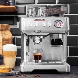Gastroback - espresso and cappuccino maker DESIGN ESPRESSO ADVANCED BARISTA