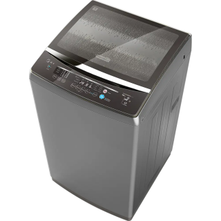 White Point Top Load Automatic Washing Machine, 15 KG, Gray- WPTL 150 DGSMA