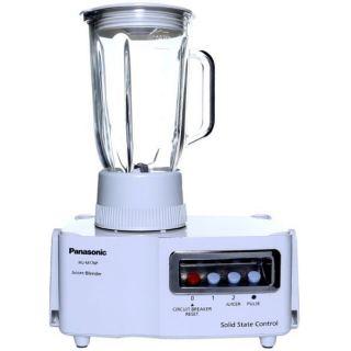 Panasonic Juicer Mixer Grinder - White [MJ-M176P