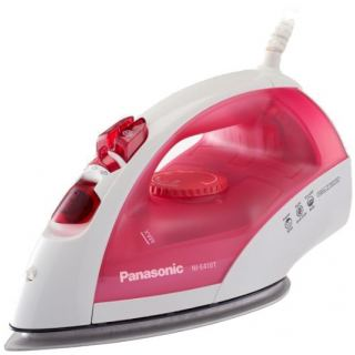 Panasonic NI-E410 Steam Iron, Pink