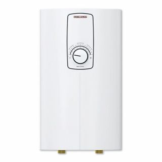 Stiebel Eltron Electric Instant Water Heater, 6 kW, White - DCE-S 6/8 Plus