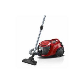 BOSCH VACUUM CLEANER 2200 WATT BAGLESS RED BGS412234