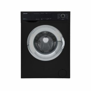 SHARP Washing Machine Fully Automatic 7 Kg In Black Color ES-FP710CXE-B