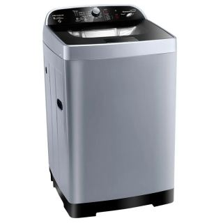 Premium Top Load Automatic Washing Machine With Dryer, 10 KG, Gray- PRM100TPL-C2MGR