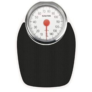 Salter Dr Style Mechanical Bathroom Scales 150 Kg 195 WHKR