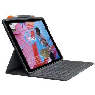 Logitech iPad Air (3rd generation) Keyboard Case | Slim Folio with integrated wireless keyboard (Graphite)