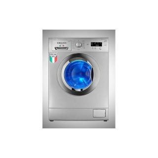 WHITE POINT WASHING MACHINE 7 KG 1000 RPM DIGITAL SILVER WPW 7101 GDS