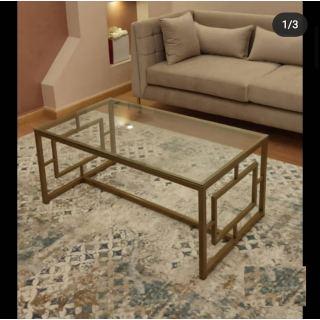 Rectangle center table (diameter 100*60*45)