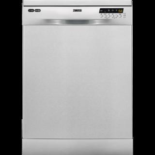 Zanussi Freestanding Dishwasher, 13 Place Settings, Stainless Steel- ZDF26004XA