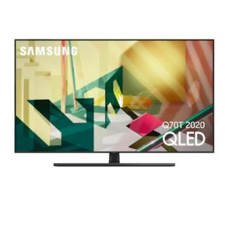 "Samsung TV 65"" QLED Ultra HD 4K Smart 40 Watt Sound Built-in Receiver 65Q70T"