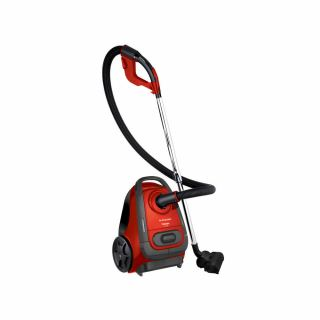 TOSHIBA Vacuum Cleaner 2500 Watt In Red x Black Color With HEPA Filter and Dusting Brush VC-EA300