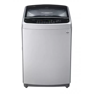 LG TOP LOADING WASHING MACHINE 13 KG SMART INVERTER MOTOR WITH STEAM SILVER T1388NEHGE