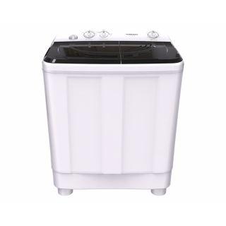 TORNADO Washing Machine Half Automatic 10 Kg In White Color With 2 Motors TWH-Z10DNE-W