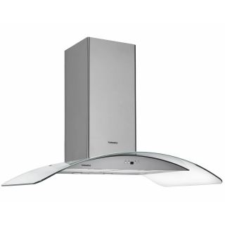TORNADO Kitchen Cooker Hood 60 cm With 3 Speeds in Stainless Color HOS-D60ESU-S