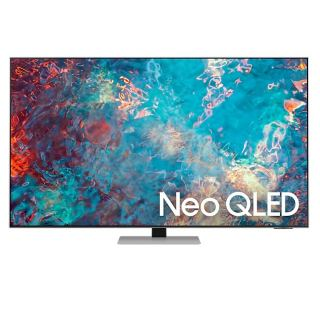 Samsung 65 Inche Neo QLED 4K Smart TV with Solar Remote, 2021 Model - QA65QN85AAUXEG