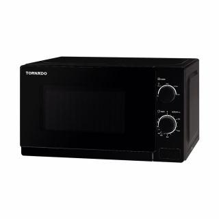 TORNADO Microwave Solo 20 Litre, 700 Watt in Black Color TM-20MK