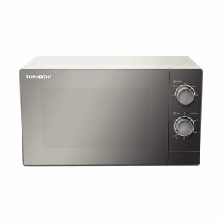 TORNADO Microwave Solo 20 Litre, 700 Watt in Silver Color TM-20MS