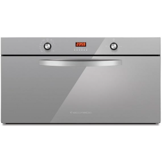 Ecomatic - 90cm Built in Gas oven with gas grill and 2 fan - G9104MTD