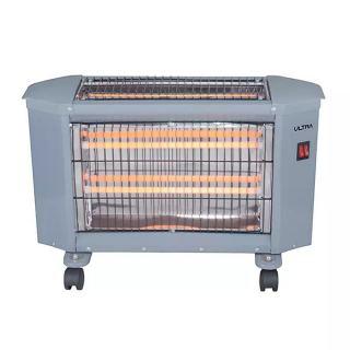 ULTRA Quartz Heater, 1500 Watt, Grey - UWEQ15GG