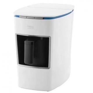 BEKO single pot turkish coffee machine 670 watt white BKK 2400