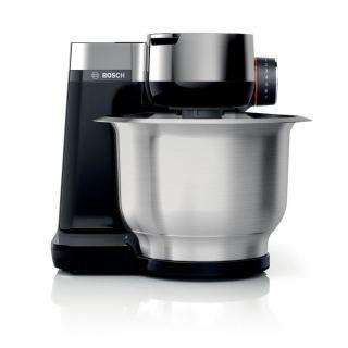 Bosch Kitchen Machine - 900 W Black, Silver - MUMS2VM00