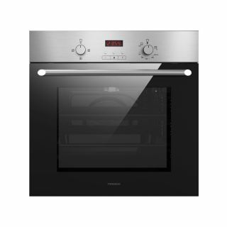 TORNADO Built-in Gas Oven with gas grill and fan 67 Litre Stainless Steel Color with Convection Fan GO-VD60CSU-S
